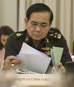 Prayuth Jan-ocha