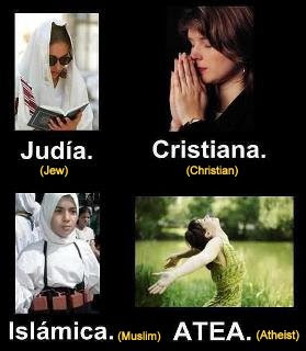 Obnoxious atheist image jew christian muslim-1
