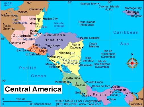 mapcentralamerica