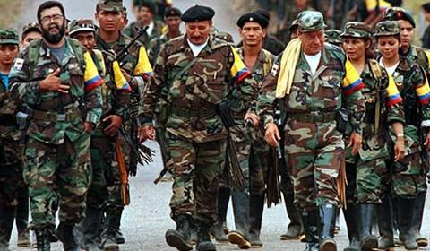 armia kolumbijska