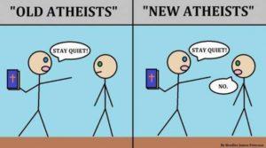 ateista stary, nowy